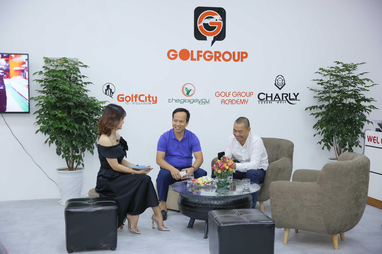GolfGroup - Tưng bừng tổ chức lễ tri ân người lái đò ngành Golf