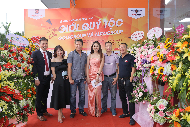 Đầu tiên và duy nhất tại Việt Nam: Hệ sinh thái dành cho giới quý tộc GolfGroup - AutoGroup
