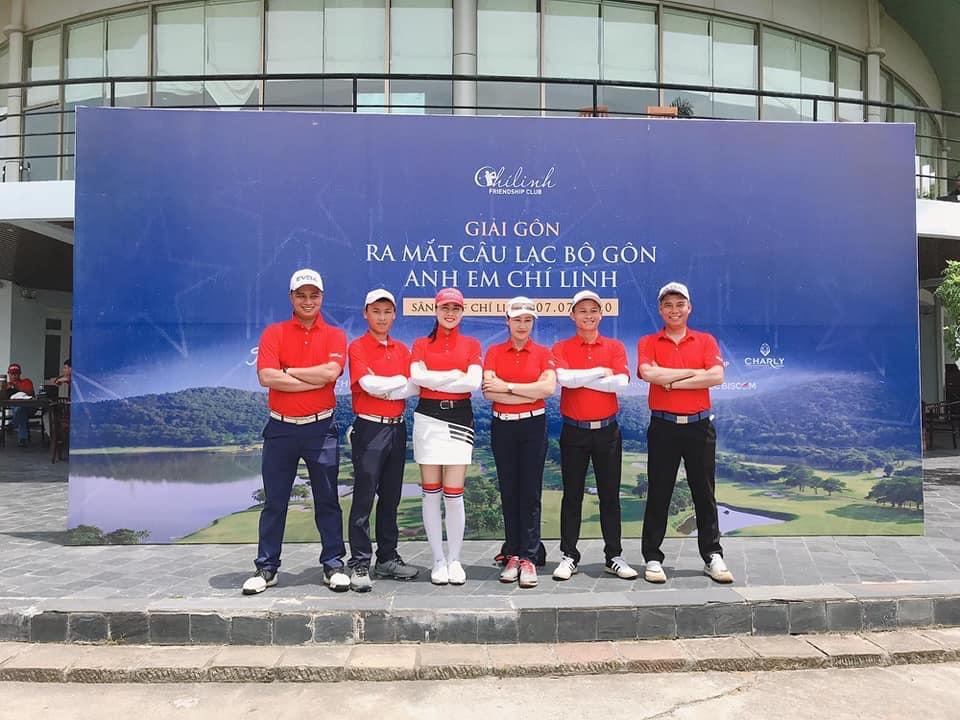 Golfgroup - Kenichi Việt Nam tài trợ giải thưởng hơn 200 triệu đồng cho giải RA MẮT CLB GÔN ANH EM CHÍ LINH