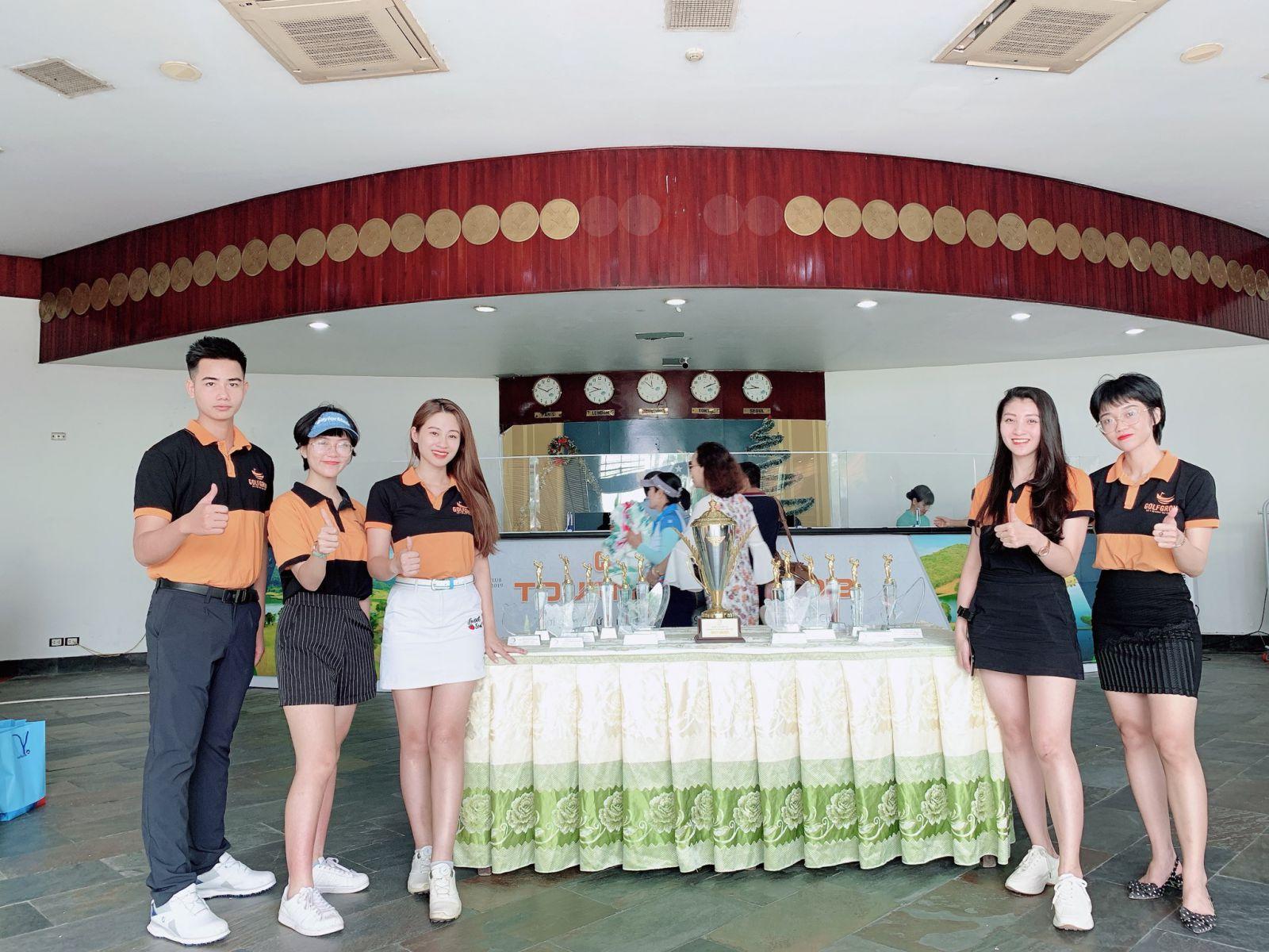 Golfgroup đồng hành cùng CLB Vietinbank – Khu vực Phía Bắc tại sân golf Chí Linh