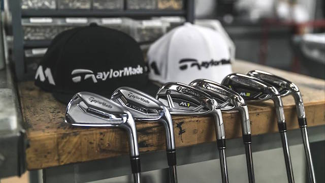 Trải nghiệm những công nghệ gậy golf Taylormade hàng đầu với mức giá cực rẻ