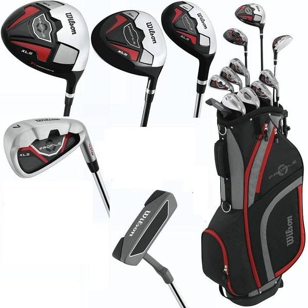 Nên ghép bộ gậy golf fullset như thế nào? Giải đáp từ chuyên gia Golfgroup Academy!