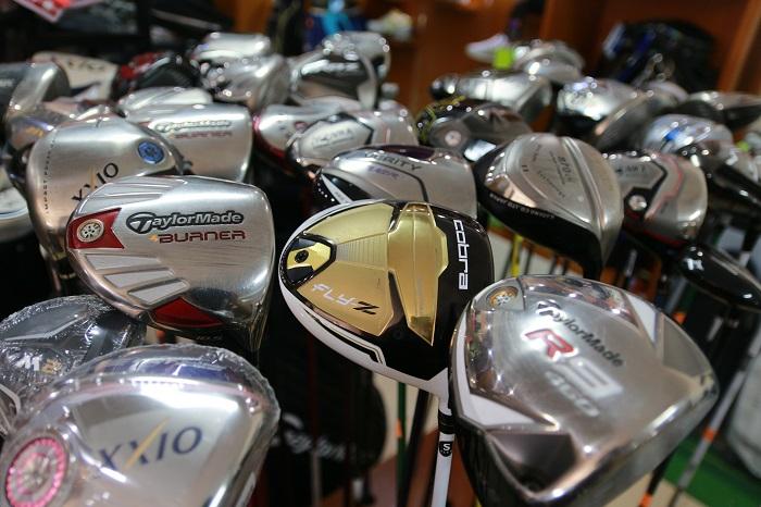 Điểm danh các mẫu gậy golf Nhật cũ được yêu thích nhất hiện nay!
