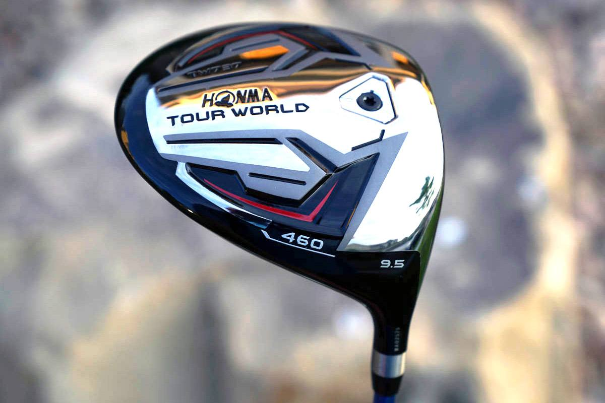 Gậy golf Driver Honma Tour World TW737 lướt 90%