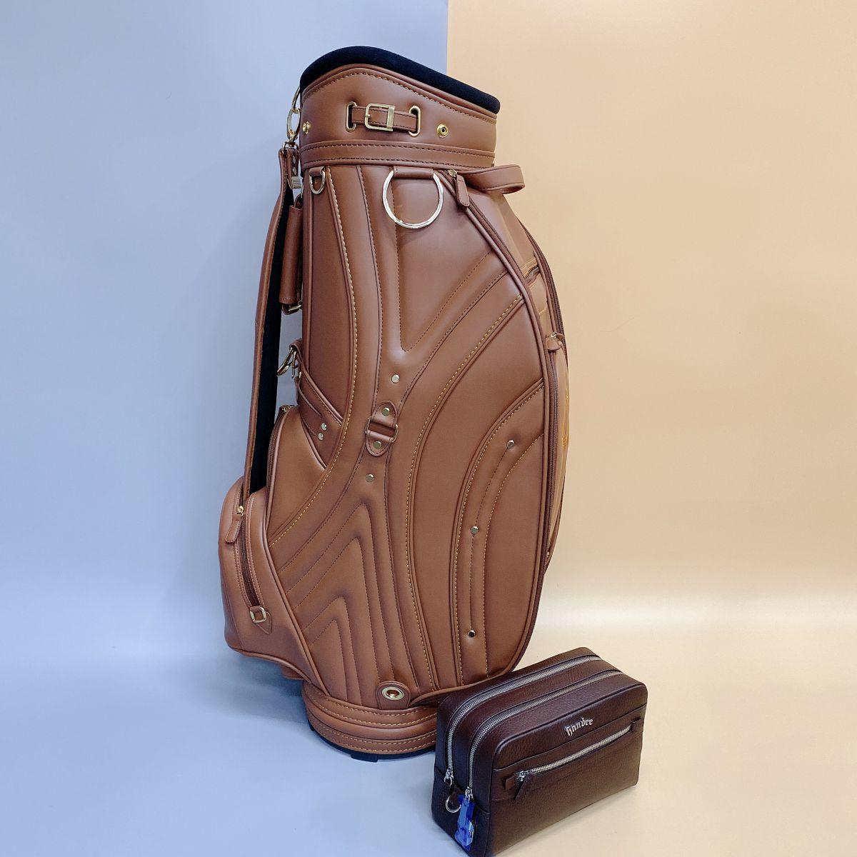 Túi đựng gậy golf Kenichi 5 sao tinh tế và sang trọng!