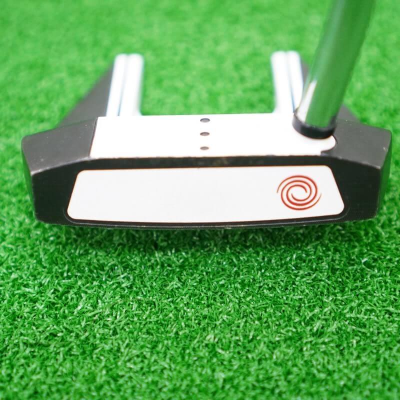 Thiết kế mặt gậy golf putter cũ Odyssey white/matte black