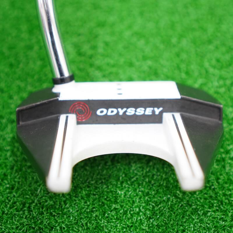Gậy golf putter cũ Odyssey white/matte black