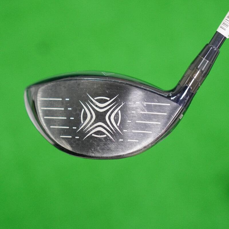Mặt gậy golf Callaway cũ Big Bertha Alpha Driver 10.5 độ
