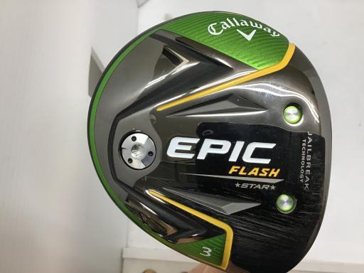 Gậy golf Fairway 3 cũ Callaway Epic Flash Star