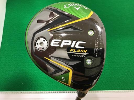 Gậy fairway 5 cũ Callaway Epic Flash Star