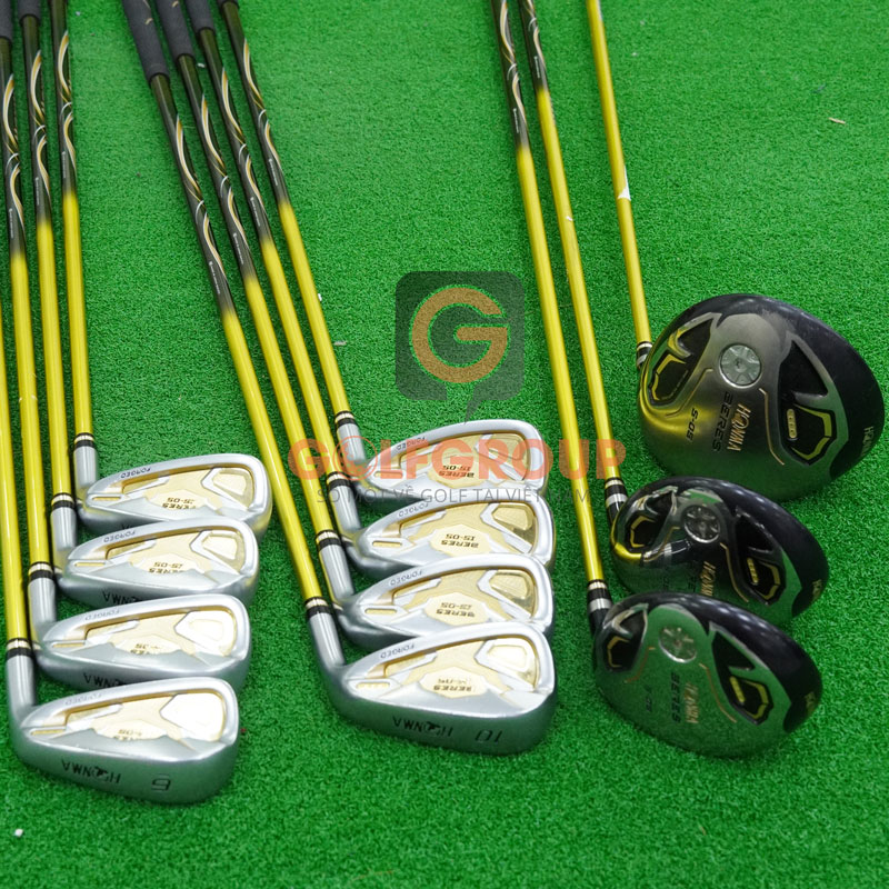 Bộ gậy golf Honma cũ Fullset S05 3 sao độ mới 90%
