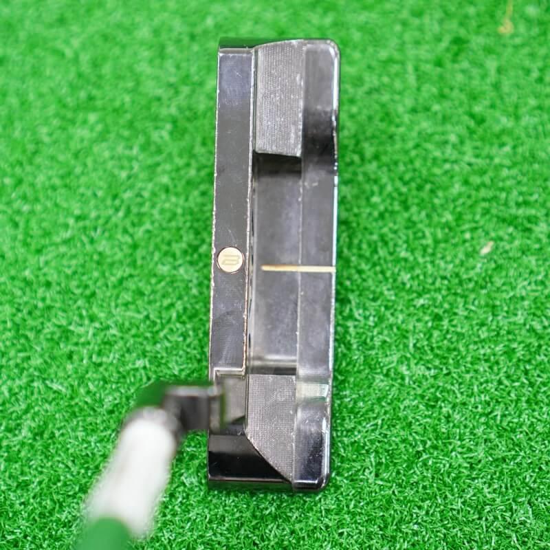 Gậy golf cũ Honma Putter PP-001 Black hỗ trợ người chơi kẻ line căn chỉnh