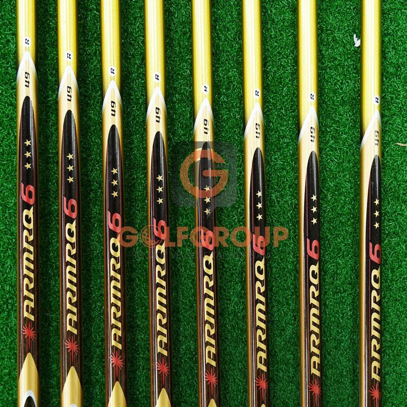 Bộ gậy golf Honma cũ IS02 3 sao phiên bản cán vàng