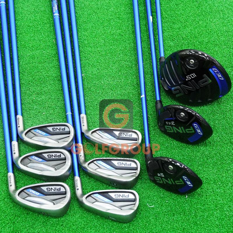 Bộ gậy golf Ping Cũ G30 Fullset cực trẻ trung