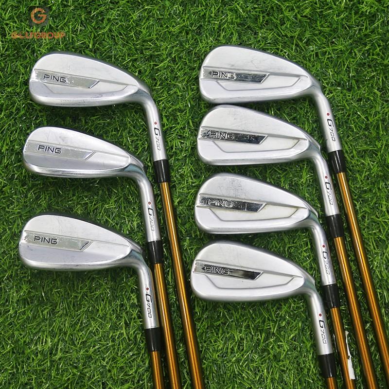 Ironset Ping G700