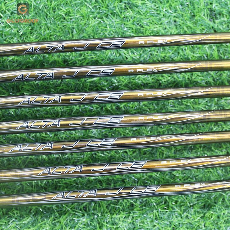 shaft alta J CB màu cam của Ping G700 Flex R trợ lực tốt