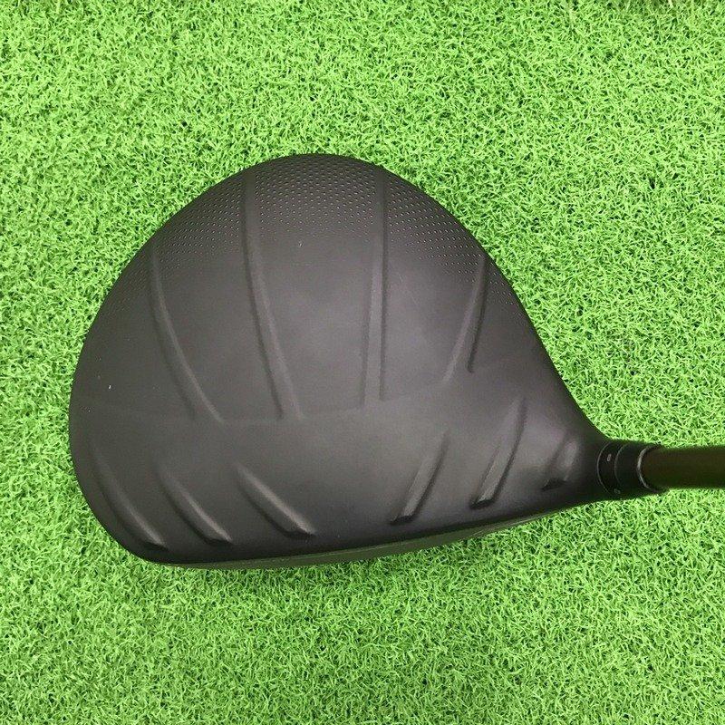 Gậy golf cũ Ping G400 max Driver với mũ gậy đen nhám