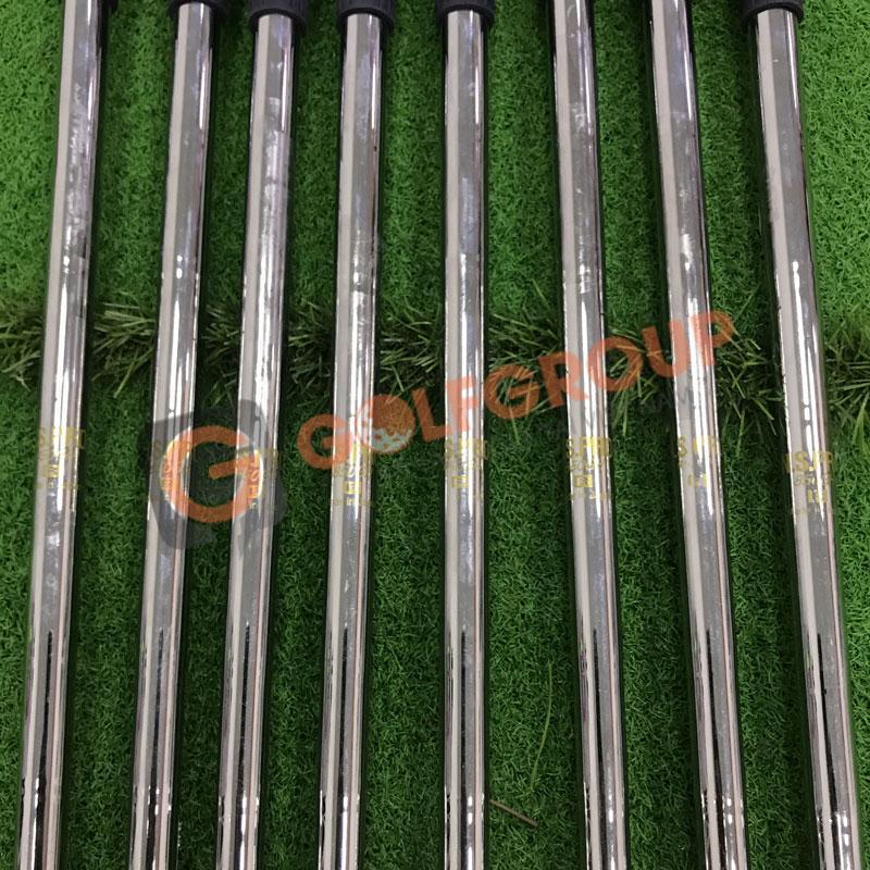 Bộ gậy sắt cũ Taylormade Gloire cán steel shaf nspro850