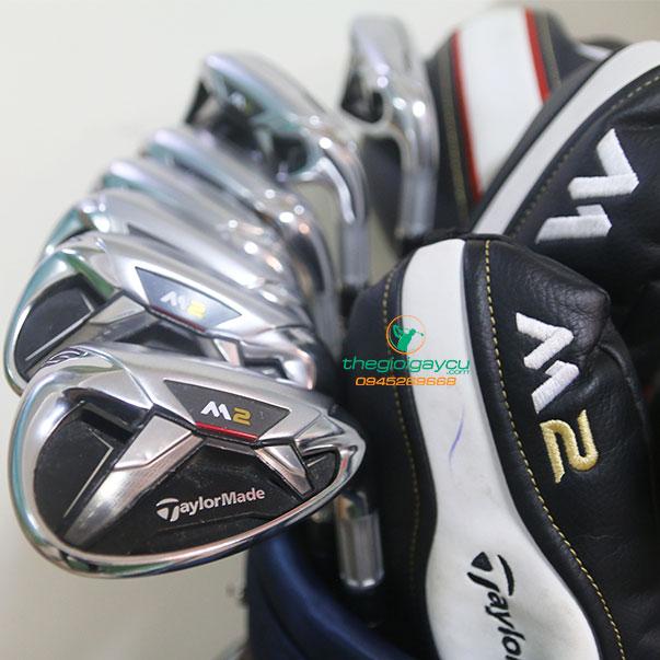 Bộ gậy golf Taylormade M2 cũ đời 2016