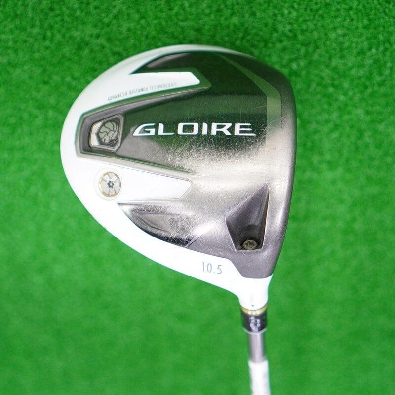 Gậy chơi golf Taylormade Driver Gloire phiên bản trắng xám