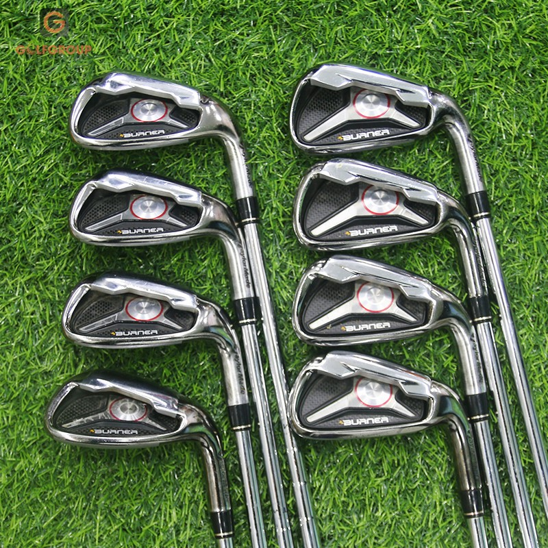 Ironset Taylormade Burner Steel