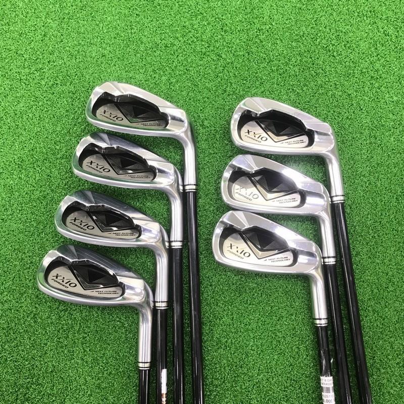 Bộ gậy golf XXIO MX4000 Iron mới 99%