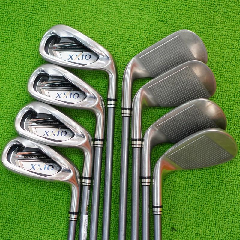 Bộ gậy đánh golf XXIO Mp700 iron cũ