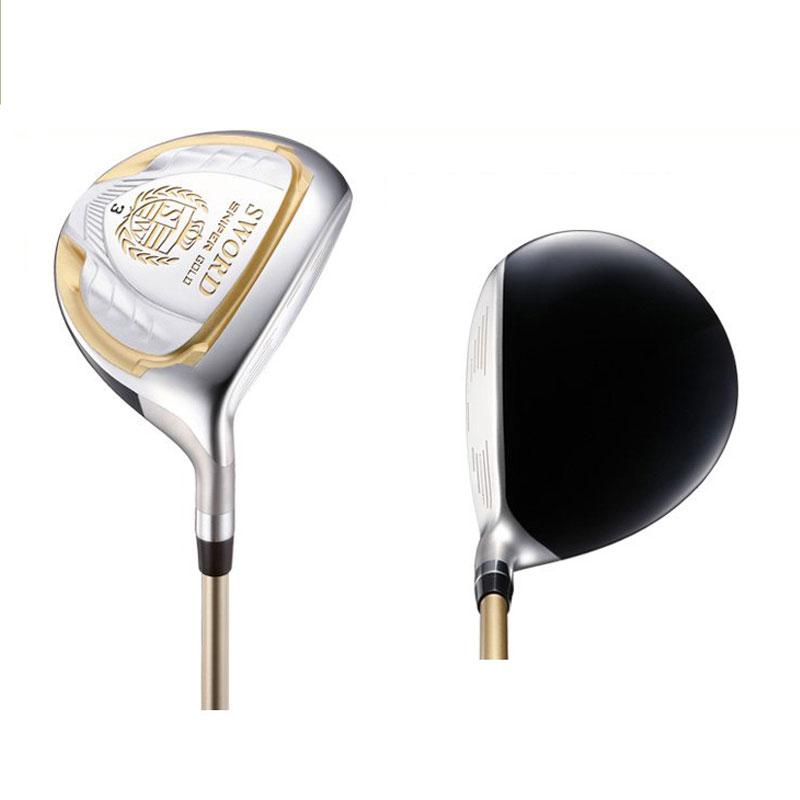 Bộ gậy golf Katana Sword Sniper Black fullset nhập khẩu Nhật Bản