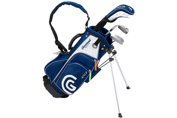 Bộ gậy golf trẻ em Cleveland CGJ Small 4-6 tuổi