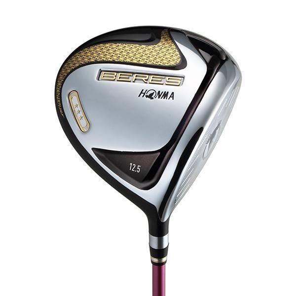 Bộ gậy golf fullset nữ Honma Beres BE-07 3 sao Lady