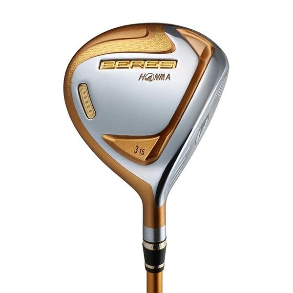 Bộ gậy golf Honma Beres 2020 5 sao cực sang trọng và đẳng cấp