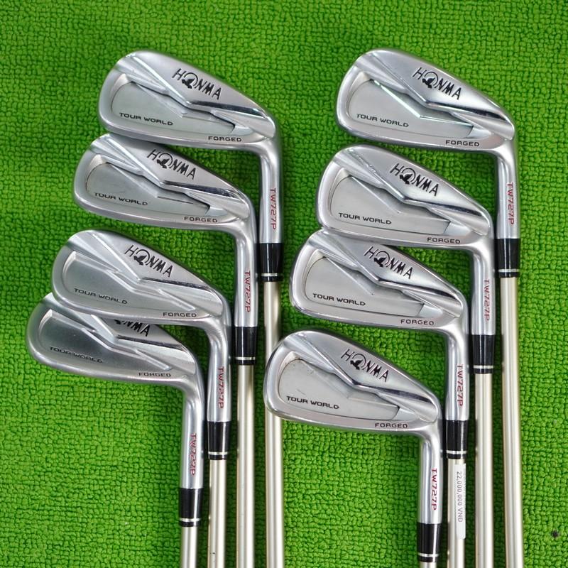 Bộ gậy golf Fullset Honma Tour World TW727p hàng lướt