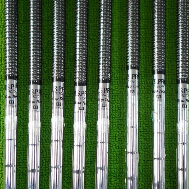 Bộ gậy đánh golf cũ Fullset Honma Tour World TW737 (Flex R)