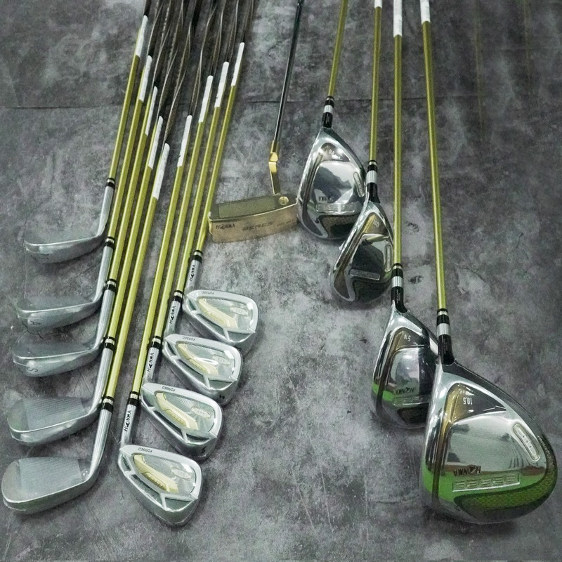 Bộ gậy golf Fullset Honma Beres B07 3 sao