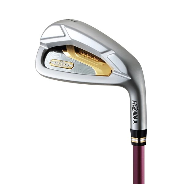 Gậy golf Ironset nữ Honma BE-07 3 sao