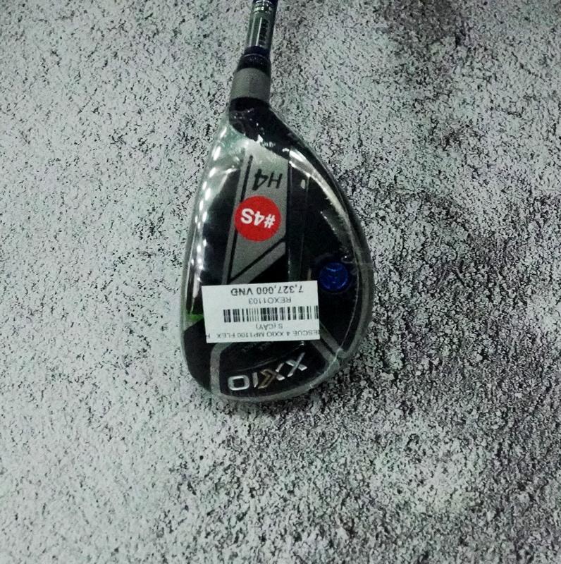 Bộ gậy golf XXIO MP1100 fullset