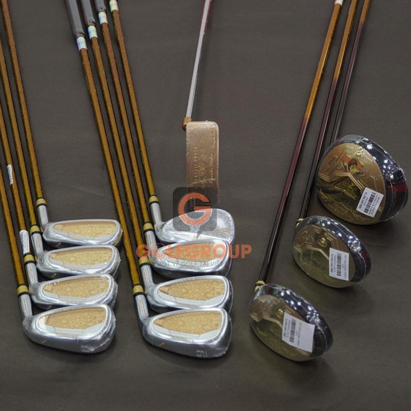 Bộ gậy chơi golf Kenichi 6 sao Fullset