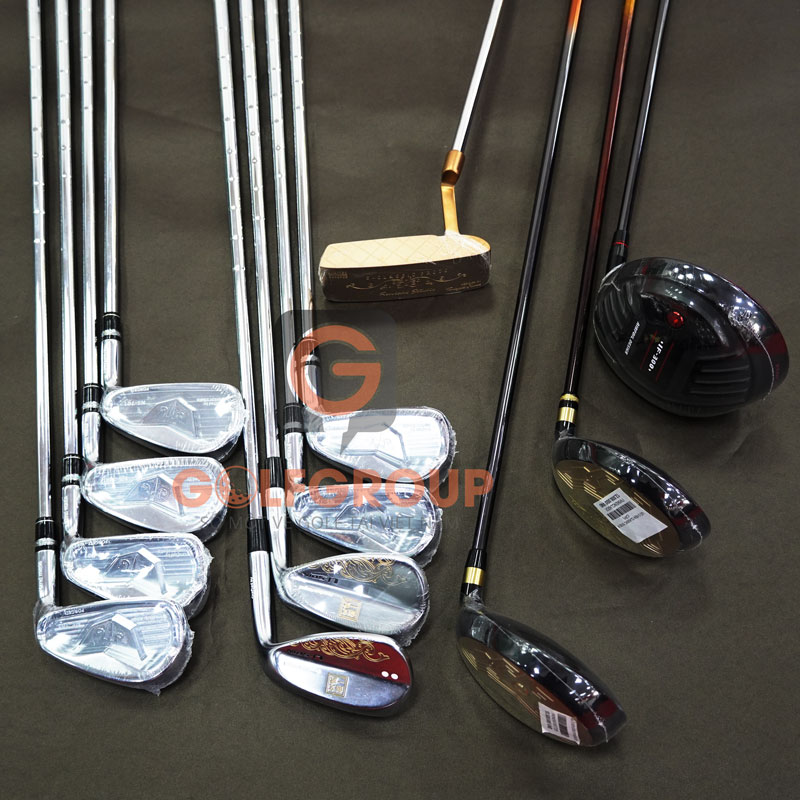 Bộ gậy golf Kenichi Tour Pro Fullset