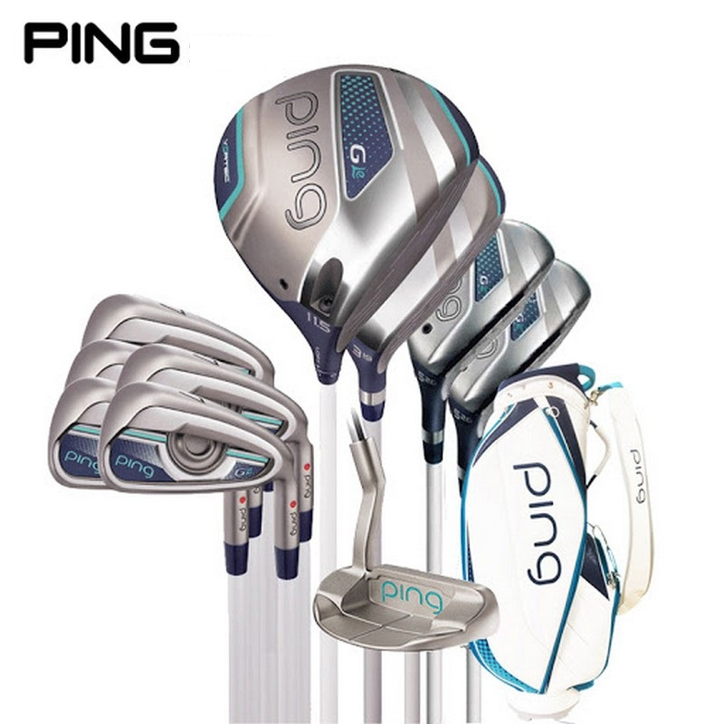 Bộ gậy golf Ping Gle Fullset hiệu suất cao dành cho nữ