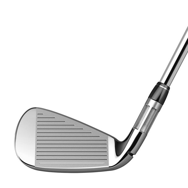 Bộ gậy chơi golf iron TAYLORMADE M6 STEEL (5-9,P,S) KBS