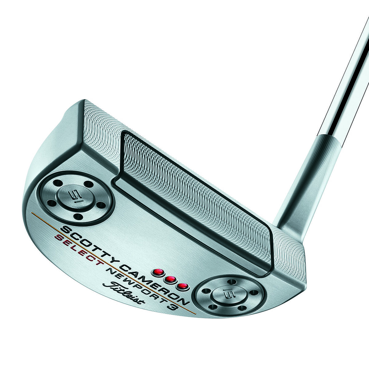 Putter Titleist Cameron Select Newport 3