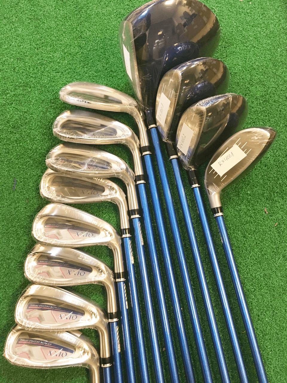 Bộ gậy golf Fullset nữ XXIO MP1000 Lady