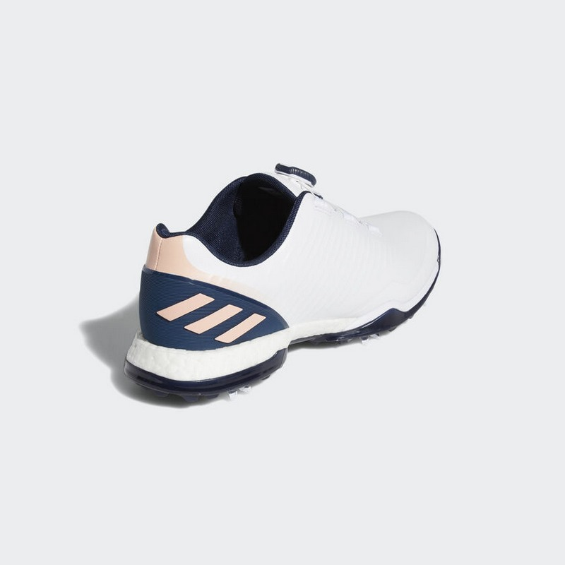 Giày golf nữ Adidas Adipower 4ged Boa EE7044 khóa Boa tiện lợi