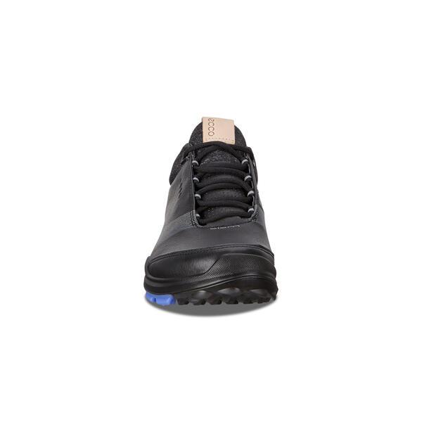 Giày golf Ecco nữ BIOM Hybrid 3 Black Yak đế kếp năng động