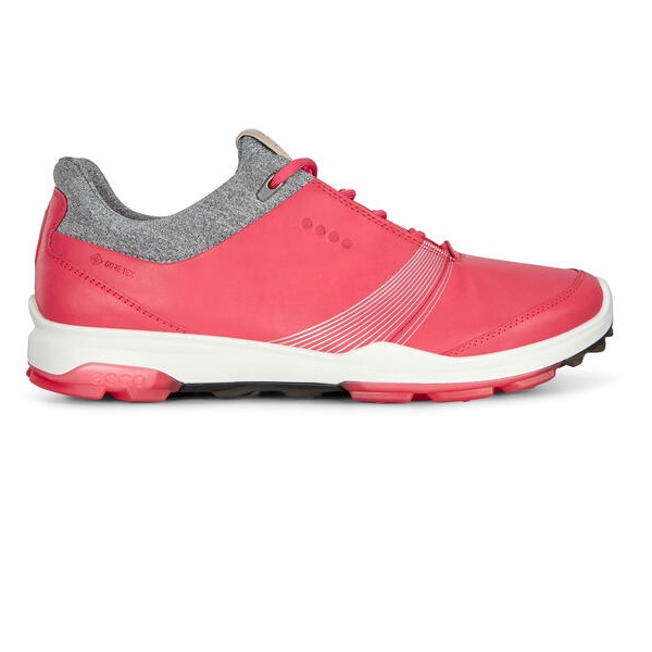 Giày golf Ecco nữ BIOM Hybrid 3 Pink