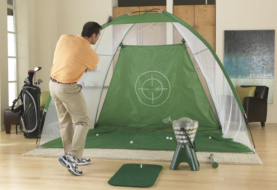 Bật mí các bài tập golf cơ bản tại nhà với các phụ kiện tự học golf