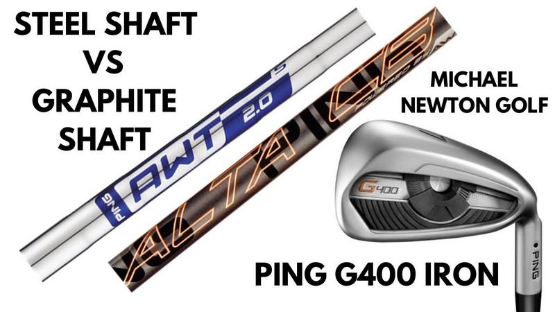 Các loại shaft - Nên chọn cán gậy nào cho phù hợp cho người mới chơi?