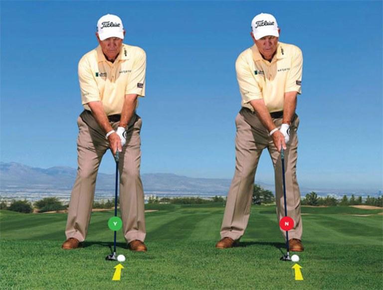 Hướng dẫn cách đánh gậy golf Rescue