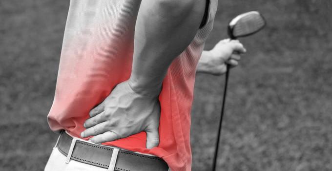 5 chấn thương thường gặp khi swing gậy sắt không đúng kỹ thuật