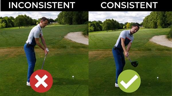 Hướng dẫn cách thay đổi trọng tâm để có cú swing hoàn chỉnh